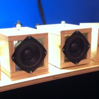 Raspberry Pi WIFI speaker boxes
