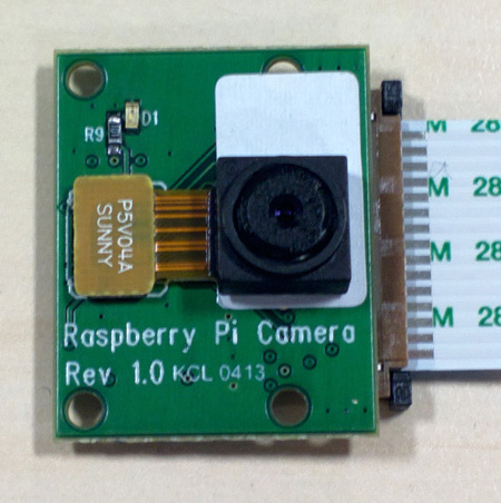 Raspberry Pi Streaming Video