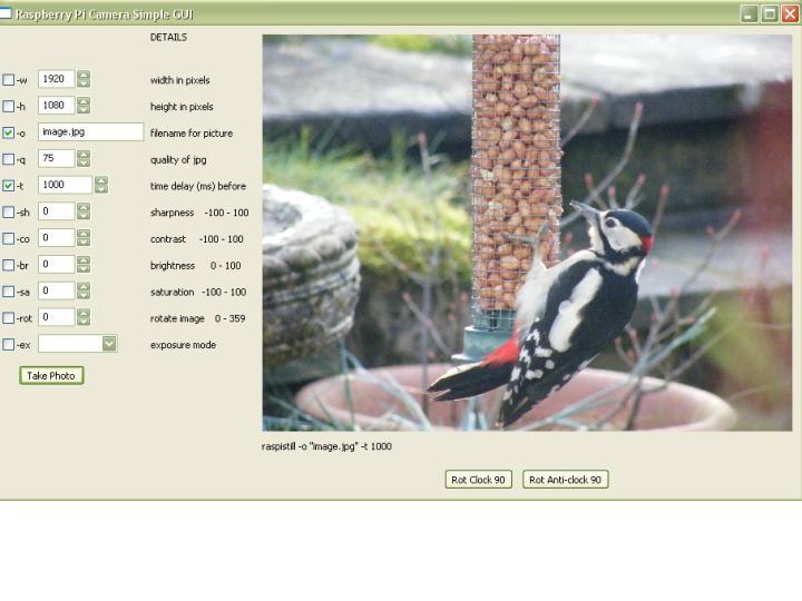 Raspberry Pi Image Viewer