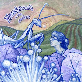 Marshweed in the Garden